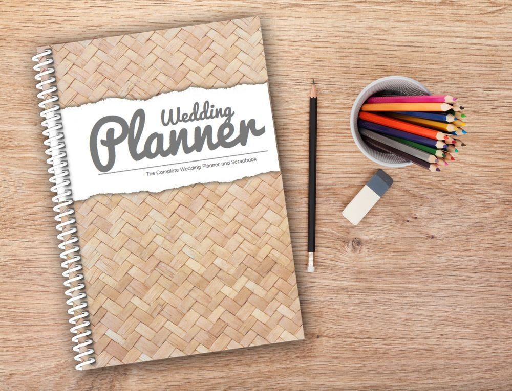 How To Plan A Wedding The Complete Guide And Planner Book