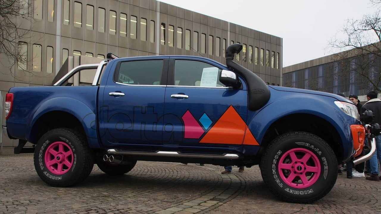 Ford Ranger Big Foot [Magic Orange] Offroad Tuning by delta4x4 Lifted