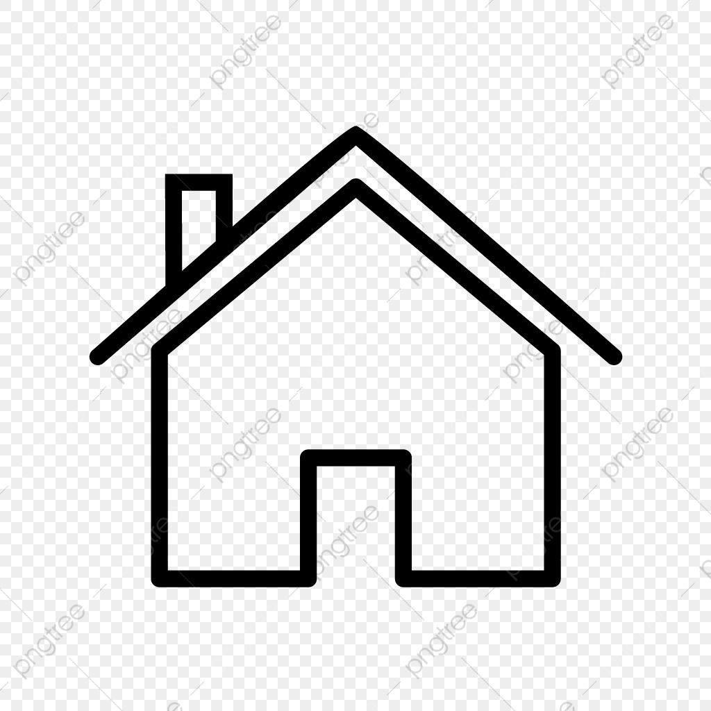 Vector House Icon Home Clipart House House Icons Png And Vector With Transparent Background For Free Download Home Icon Resume Icons House Map