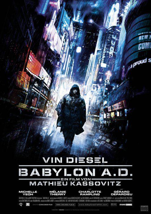 Poster zum Film: Babylon A.D.