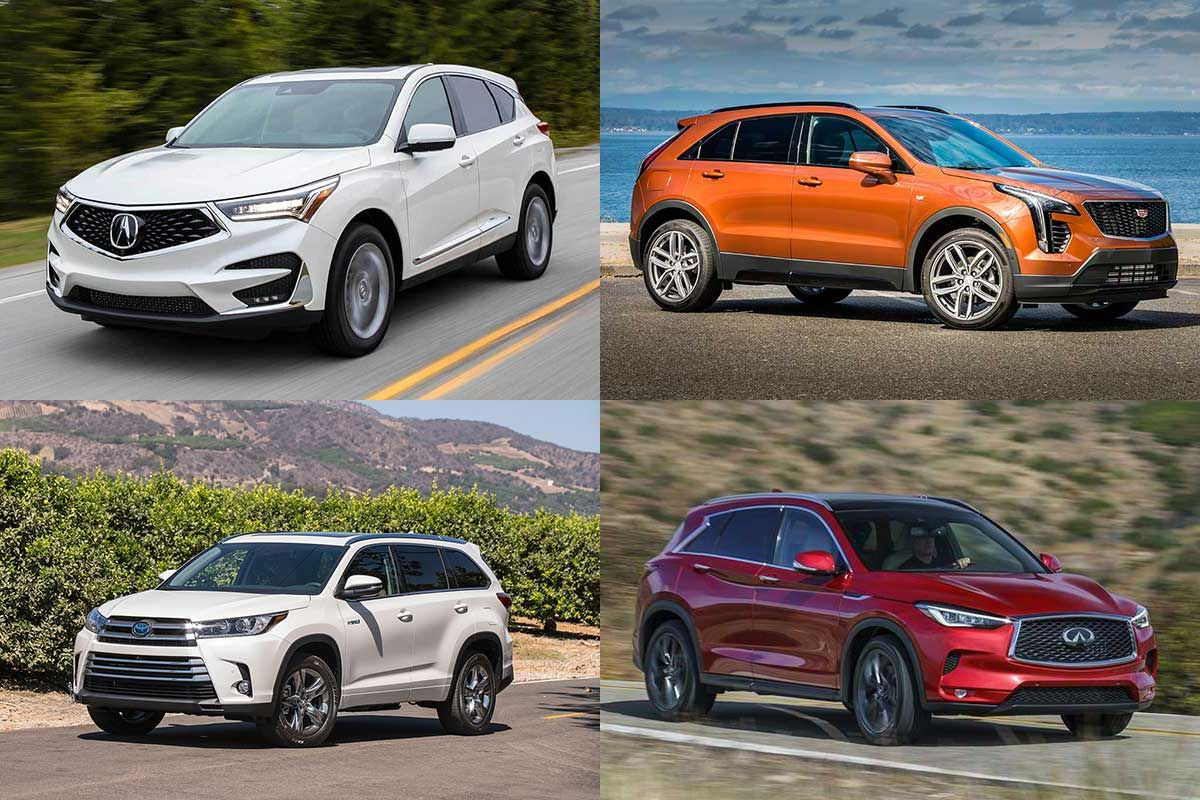 7 Great New SUVs Under 40,000 for 2019 (With images