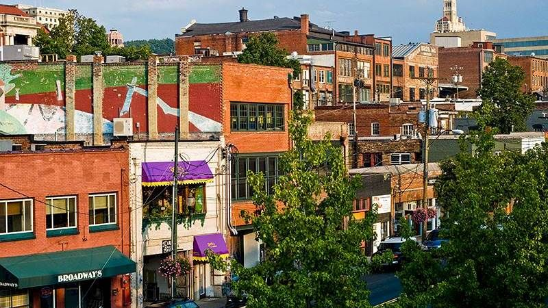 7 Great Places Locals Eat At In Asheville Nc North Carolina Travel Downtown Asheville Nc East Coast Road Trip