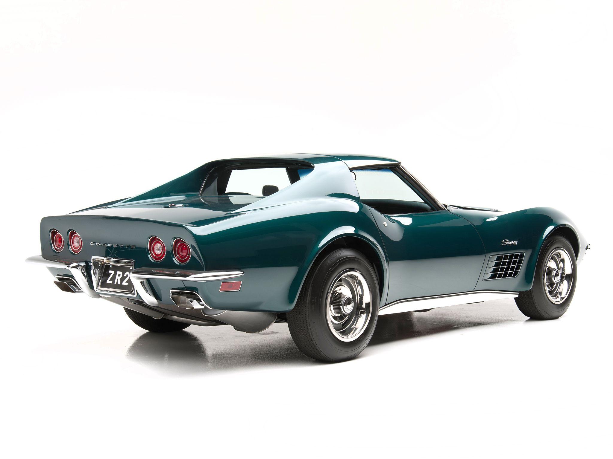 1971 C3 Stingray Zr 2 Ls6 Chevrolet Corvette Stingray Chevrolet