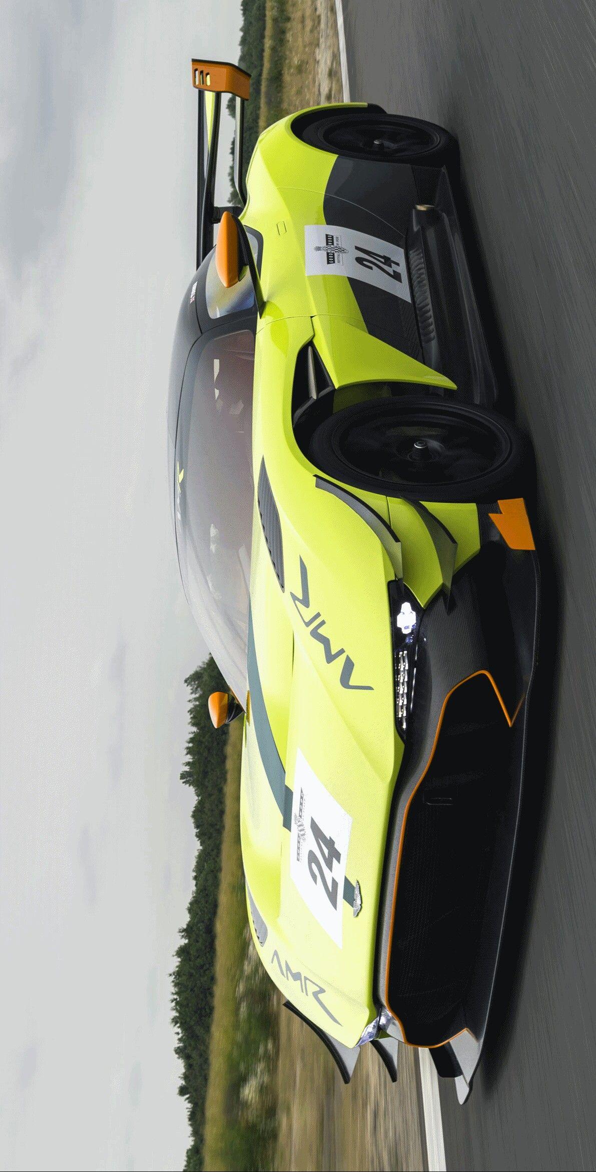 2017 Aston Martin Vulcan Amr Pro Carros De Luxo Carros Exoticos