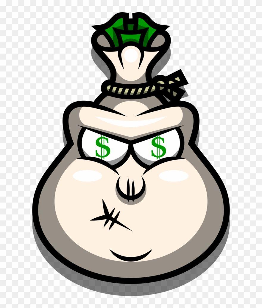 Cartoon Money Bag Png Background Cartoon Mixtape Cover Clipart In 2020 Mixtape Cover Clip Art Money Bag