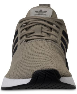 size 40 846f2 4209e adidas Men s Nmd R2 Casual Sneakers from Finish Line - Tan Beige 10.5