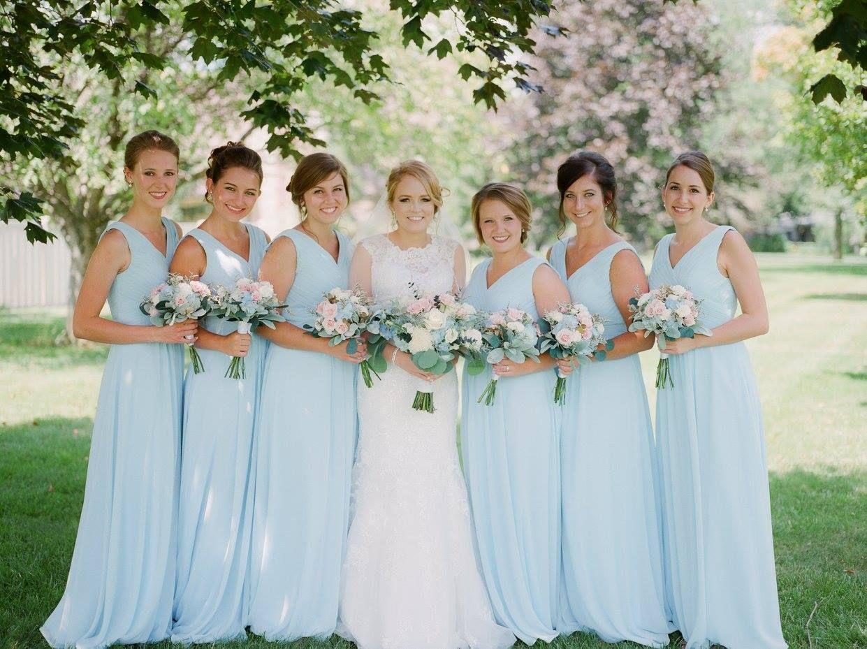 Azazie Flora Bridesmaid Dresses   Azazie