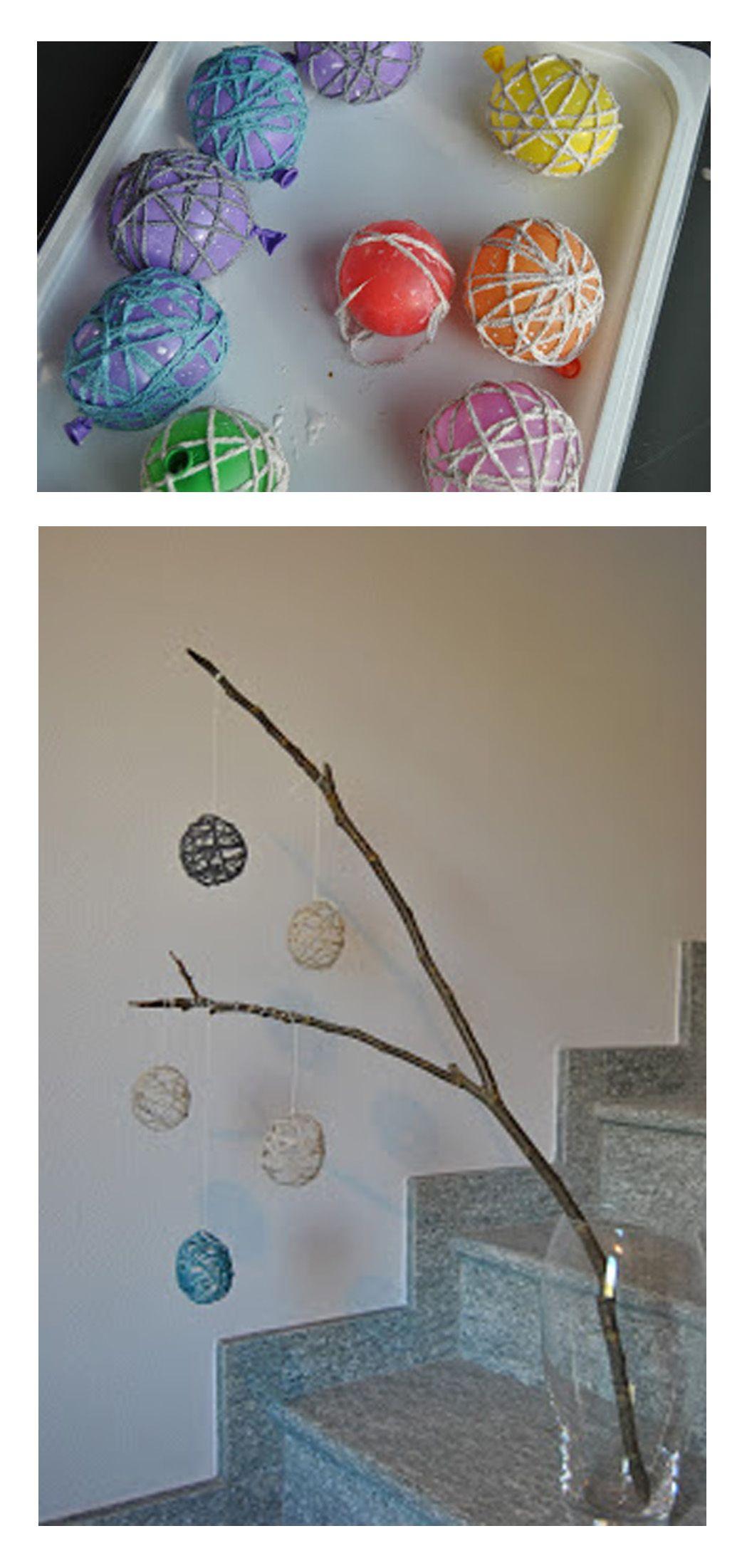 il mio albero di Pasqua!