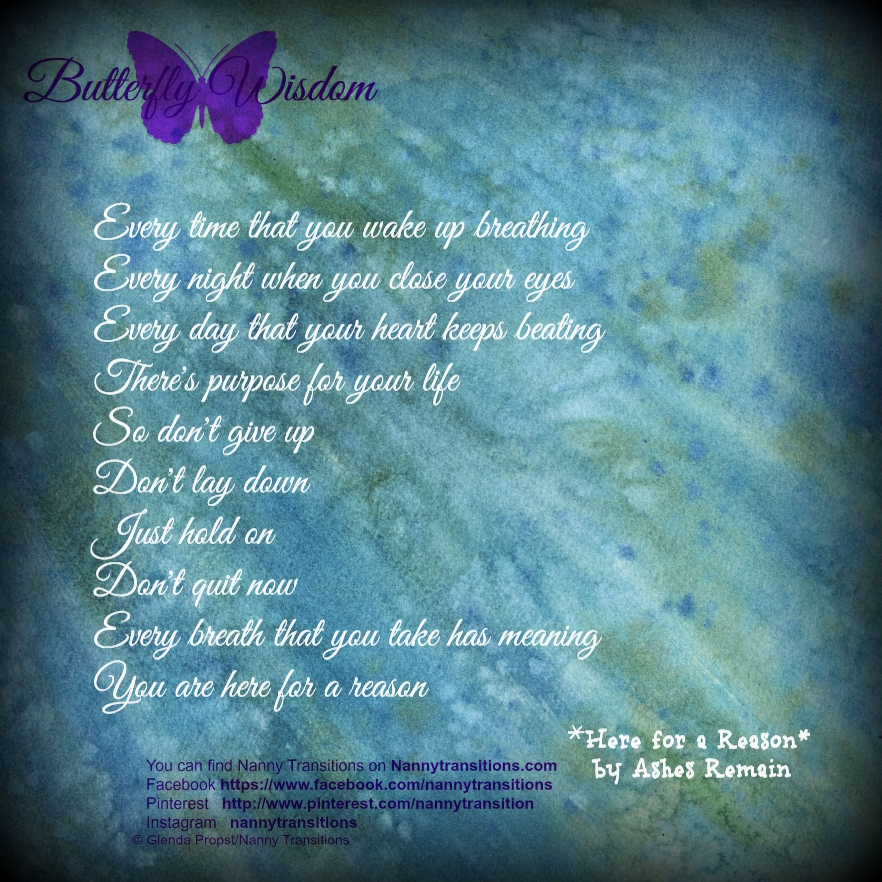 Ashes Remain Song You Are Here For A Reason I Love This Song To Pieces Love Life Quotes Inspirational Words Love Songs
