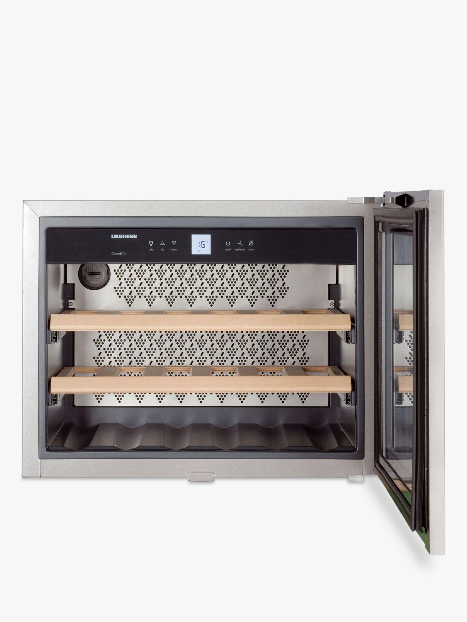 Liebherr Wkees553 Integrated Wine Cabinet Wine Cabinets Integrated Wine Cooler Cabinet