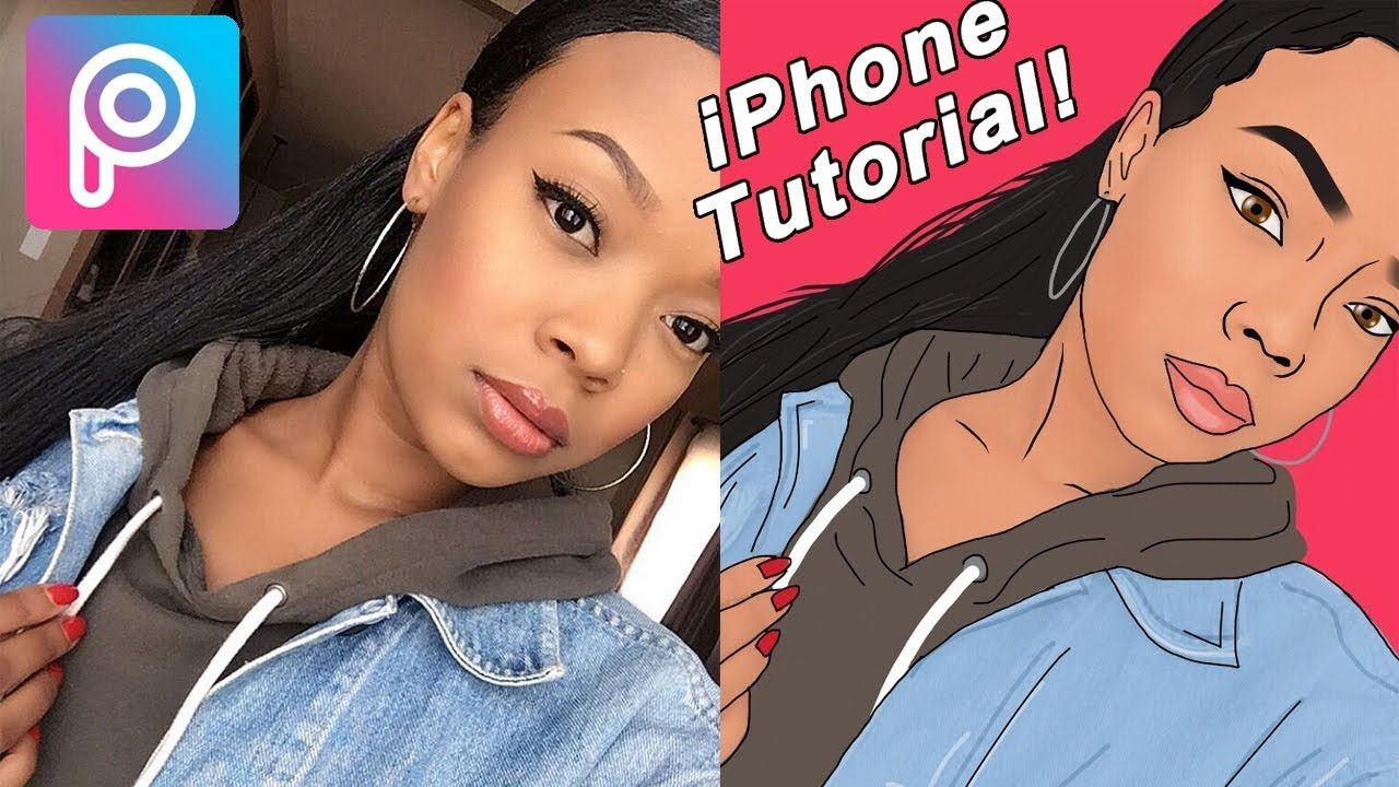 Cartoonify yourself like a pro with picsart easy
