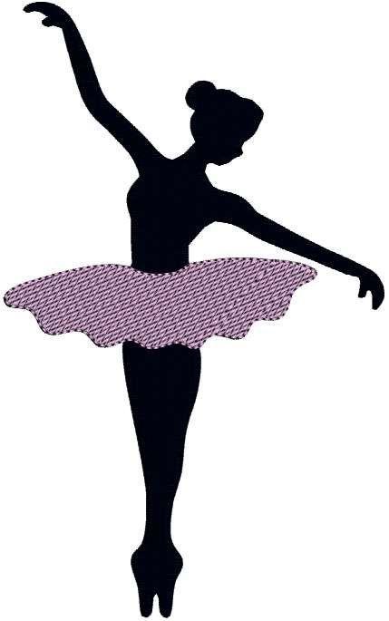 picture relating to Ballerina Silhouette Printable identify Ballerina Silhouette upon Pinterest Black White Image