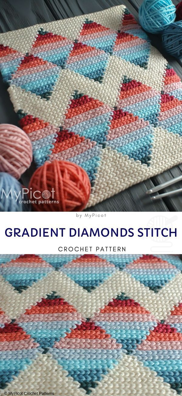 Pattern Center #crochetstitches