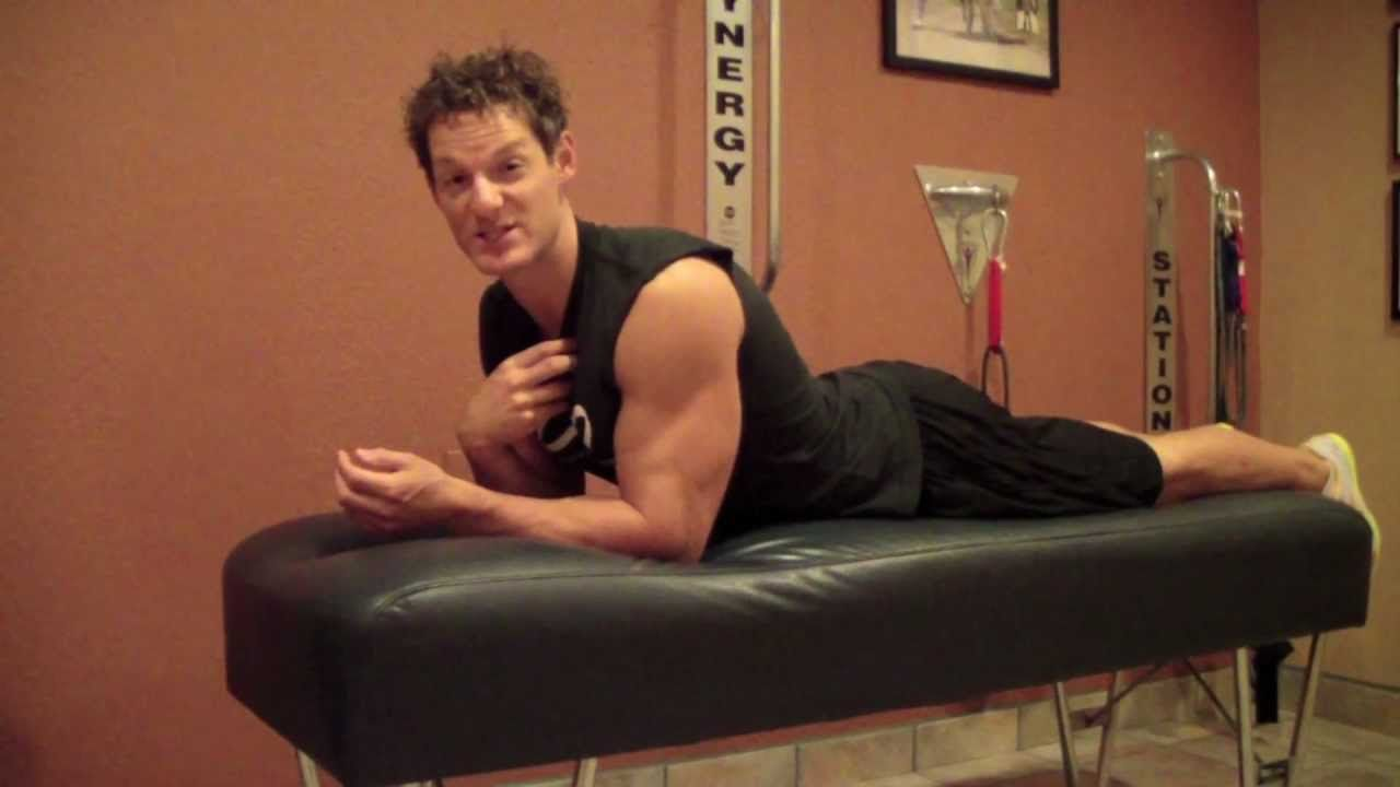 Exercises for the neck. Health of the neck and spine 99