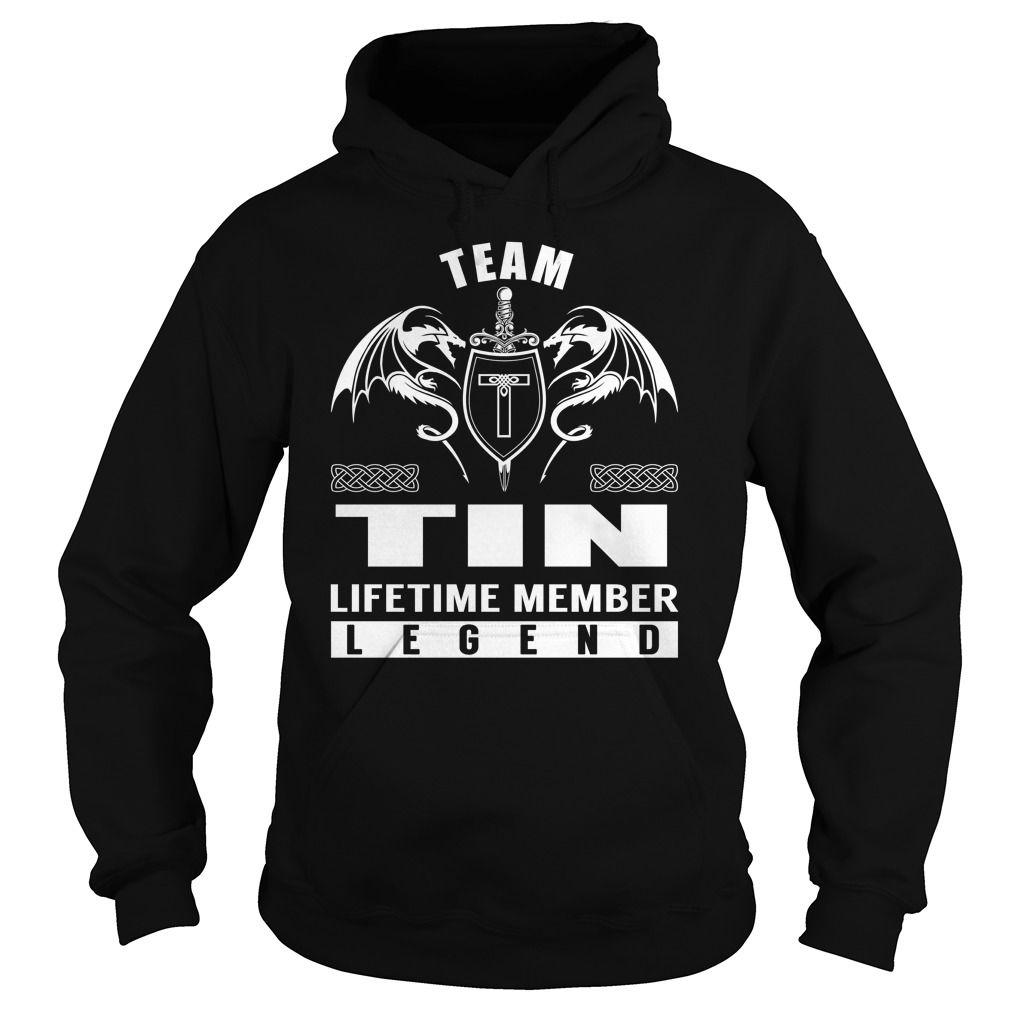 Team TIN Lifetime Member Legend T-Shirts, Hoodies. CHECK PRICE ==► Funny Tee Shirts