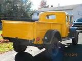 1947 Dodge Power Wagon Wdx Pictures