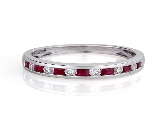4 Gift Ideas For 40th Wedding Anniversary Jewels Rules