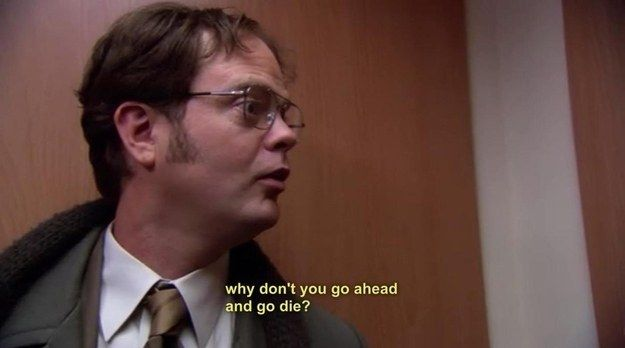 33 Dwight Schrute Jokes That Still Make You Laugh Every Time New