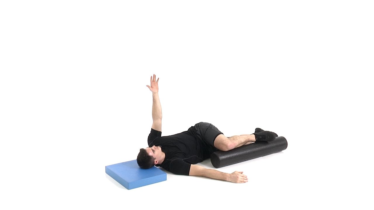 T Spine Rotation With Reach Functional Movement Systems Exercise Gym Spines