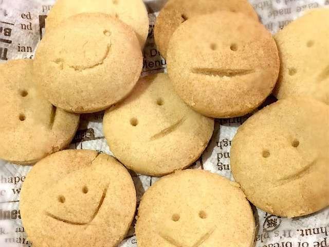 材料 クッキー