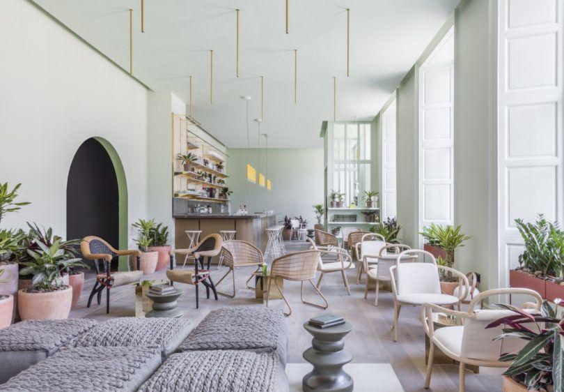 The eden locke edinburgh hotel transforms from 18th for Zimmerdeko london