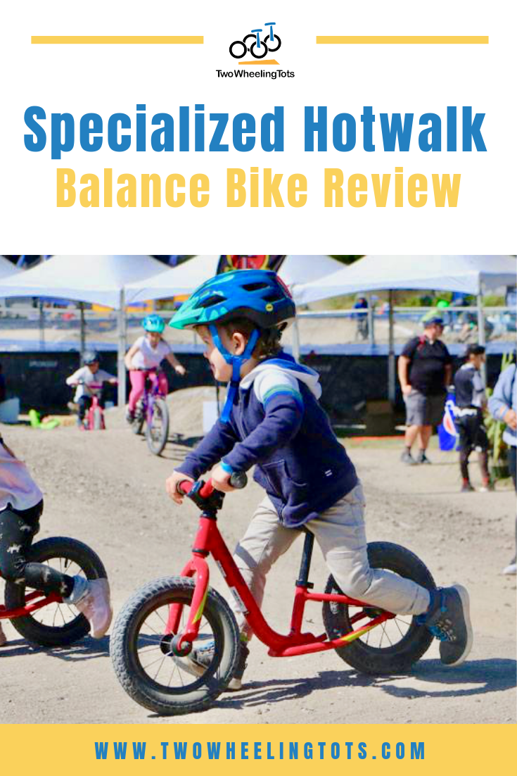 Specialized Hotwalk Review Built With Amazing Puncture Proof