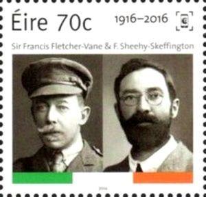 Sir Francis Fletcher & F.Sheehy Skeffington