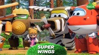 Avec 204Compilation1h30 Super PoliSam WingsRobocar Le tsQrdhCx