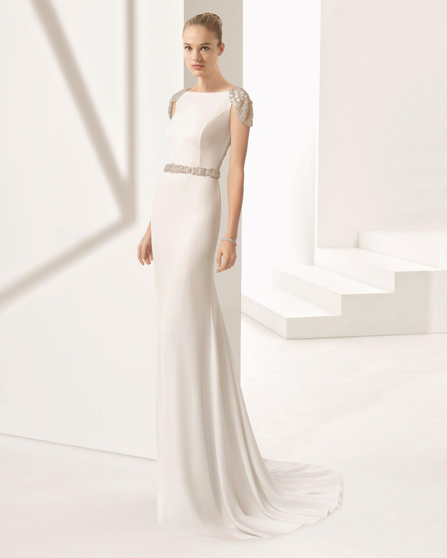 wedding dresses couture 2018 sheath