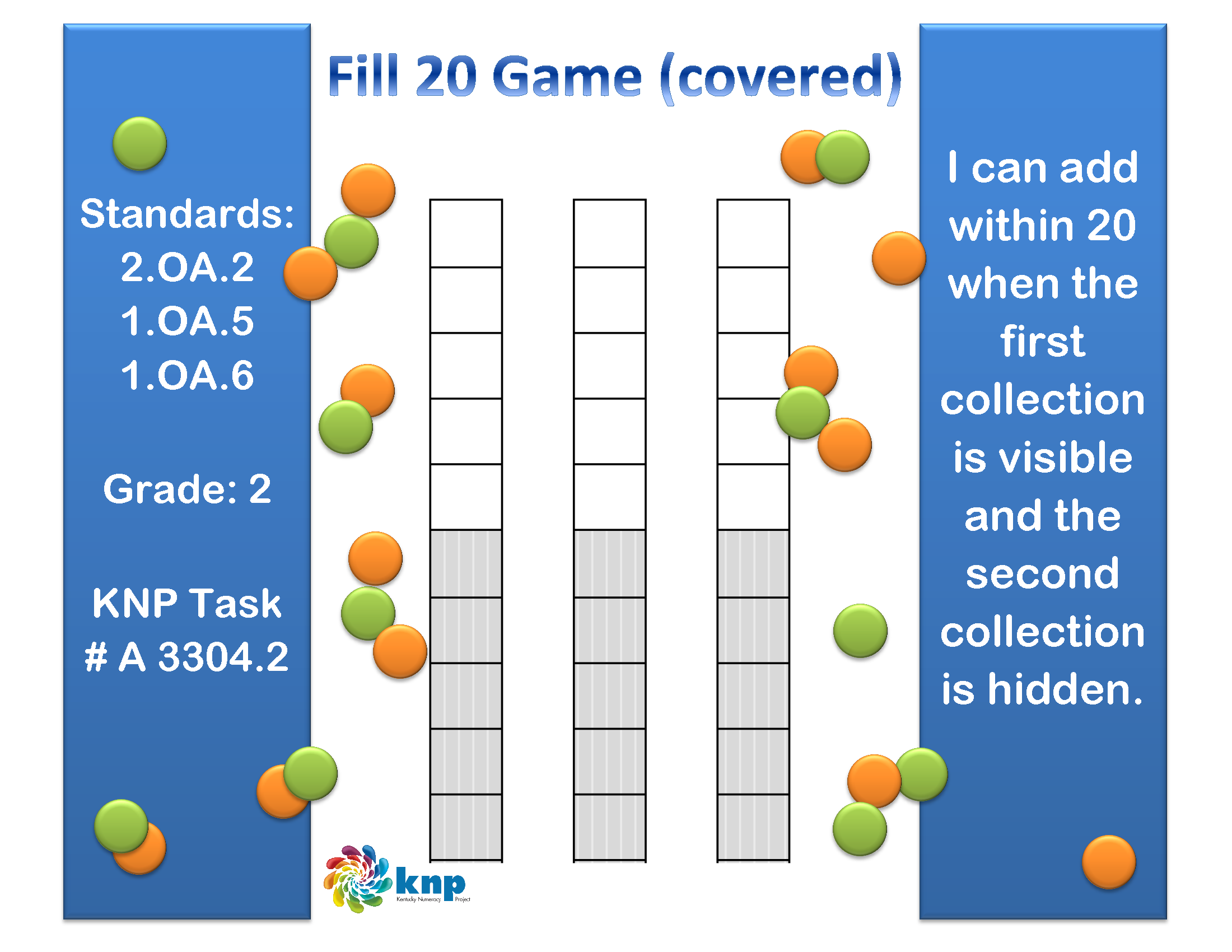Fill 20 Game Covered