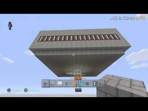 minecraft iron golem farm schematic