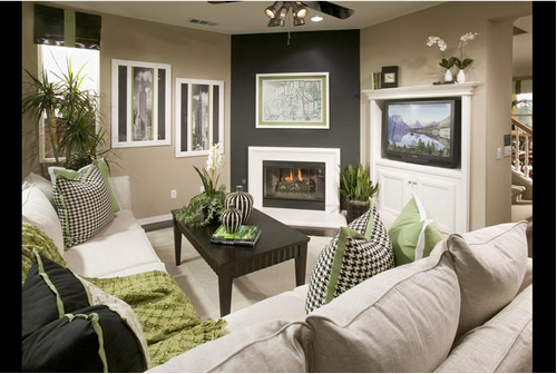 Living Room W Amusing Inspiration