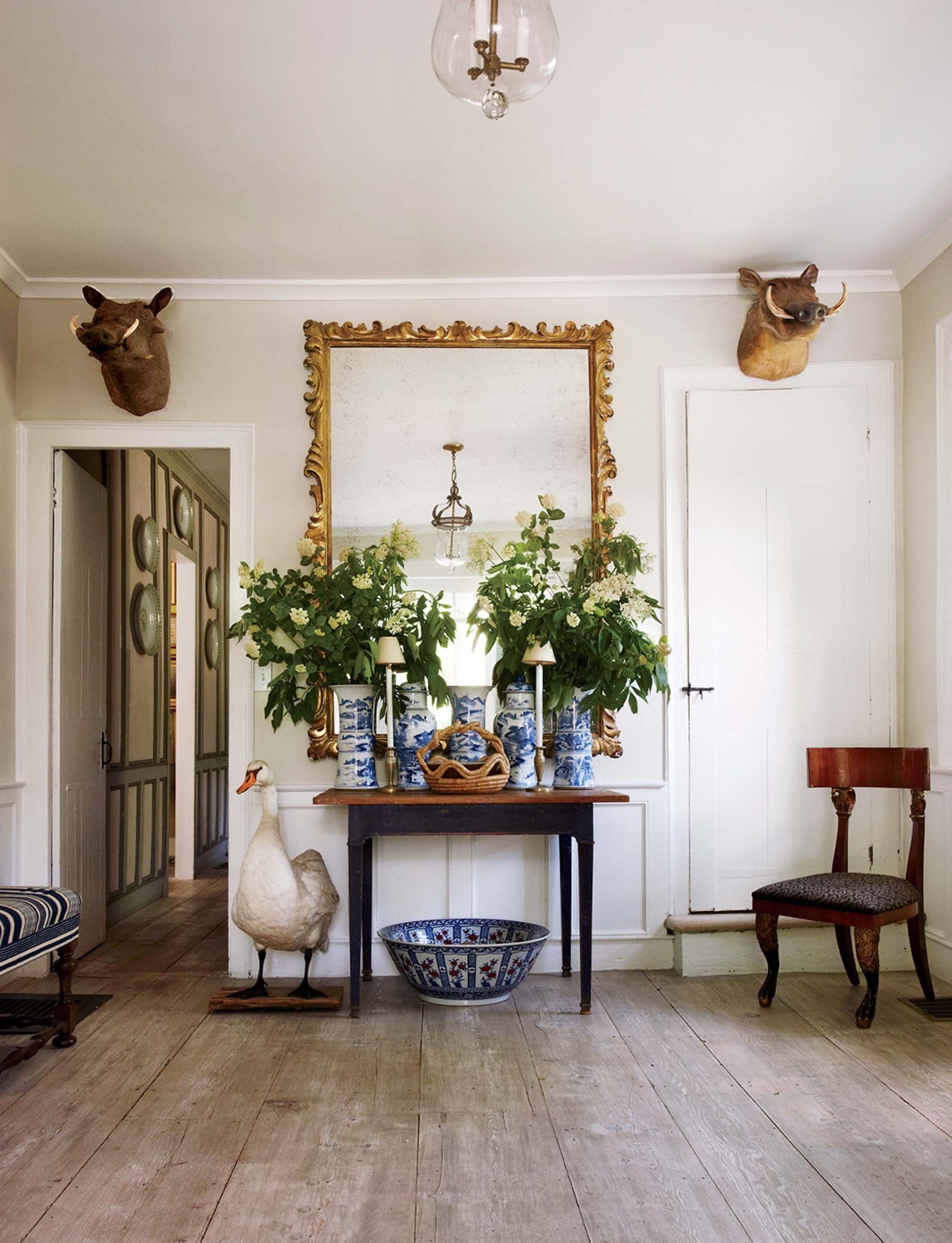 The Most Beautiful Foyers In Vogue Photos Entryway Style Decor
