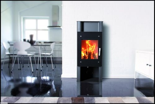 5 Incredible Contemporary And Compact Fireplaces From Rais