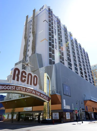 Peak Moment Nears For Whitney In Reno