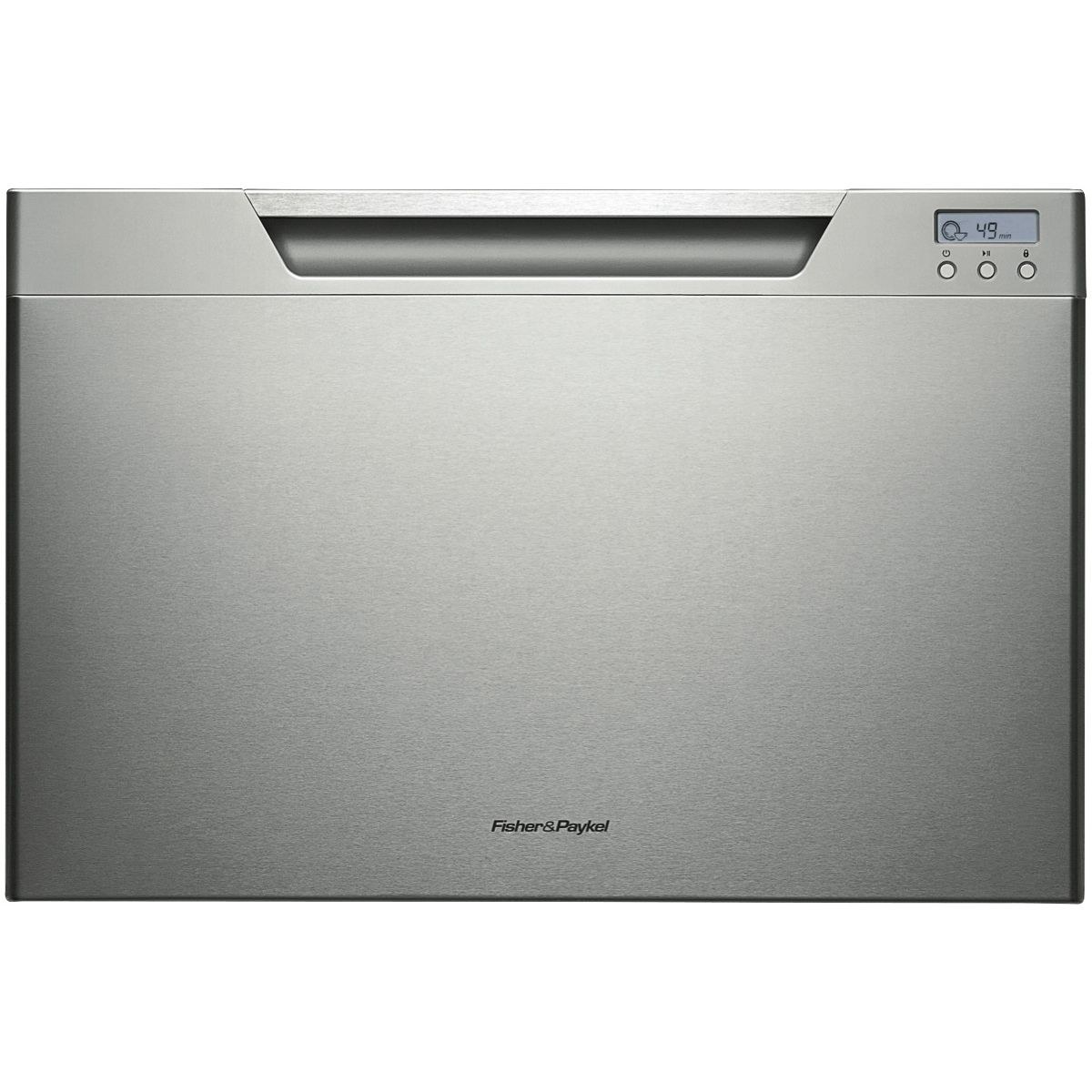 Fisher Paykel Dishdrawer Semi Integrated Single Drawer Dishwasher Energy Star Rated In Stainless Steel