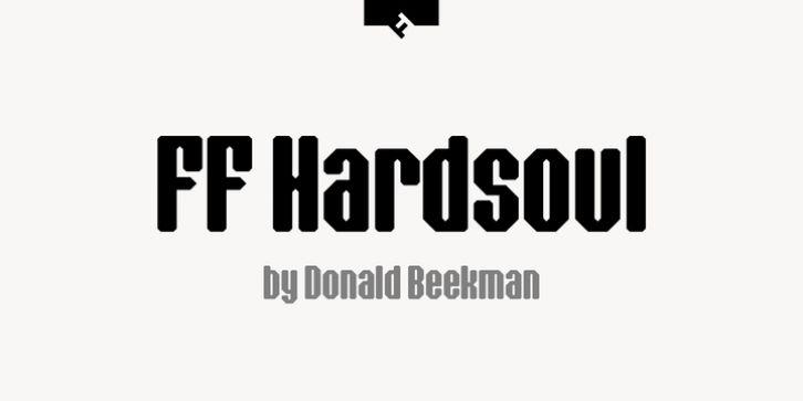 FF Hardsoul™ font download | Fonts | Fonts, Company logo, Logos
