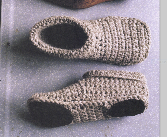 DIY Crochet Slipper Patterns {7 Free Designs} | Simple sewing ...