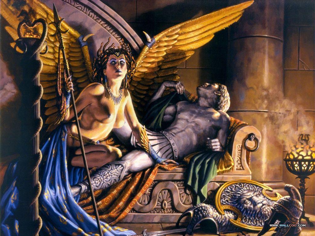 erotic-fantasy-artcom - The Masters Gallery