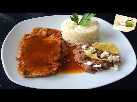Recetas Comidas Con Bistec De Puerco Bistec De Puerco En Salsa Chipotle Recetas De Cocina Faciles De