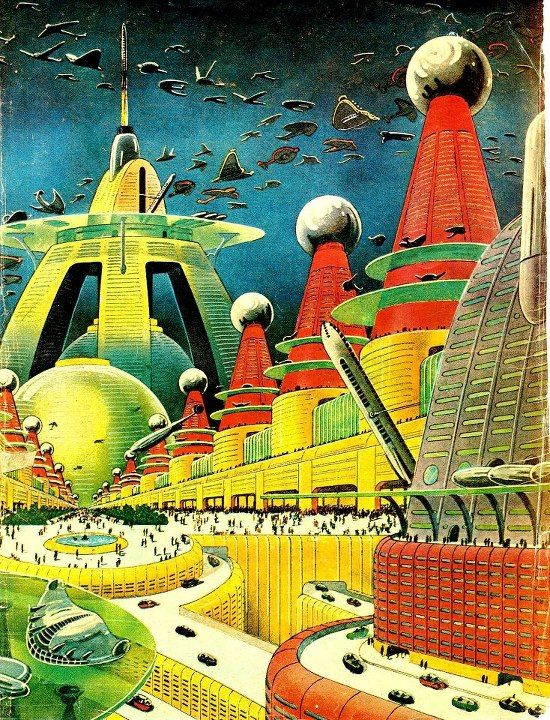 Worlds apart | Future Spaced | Pinterest