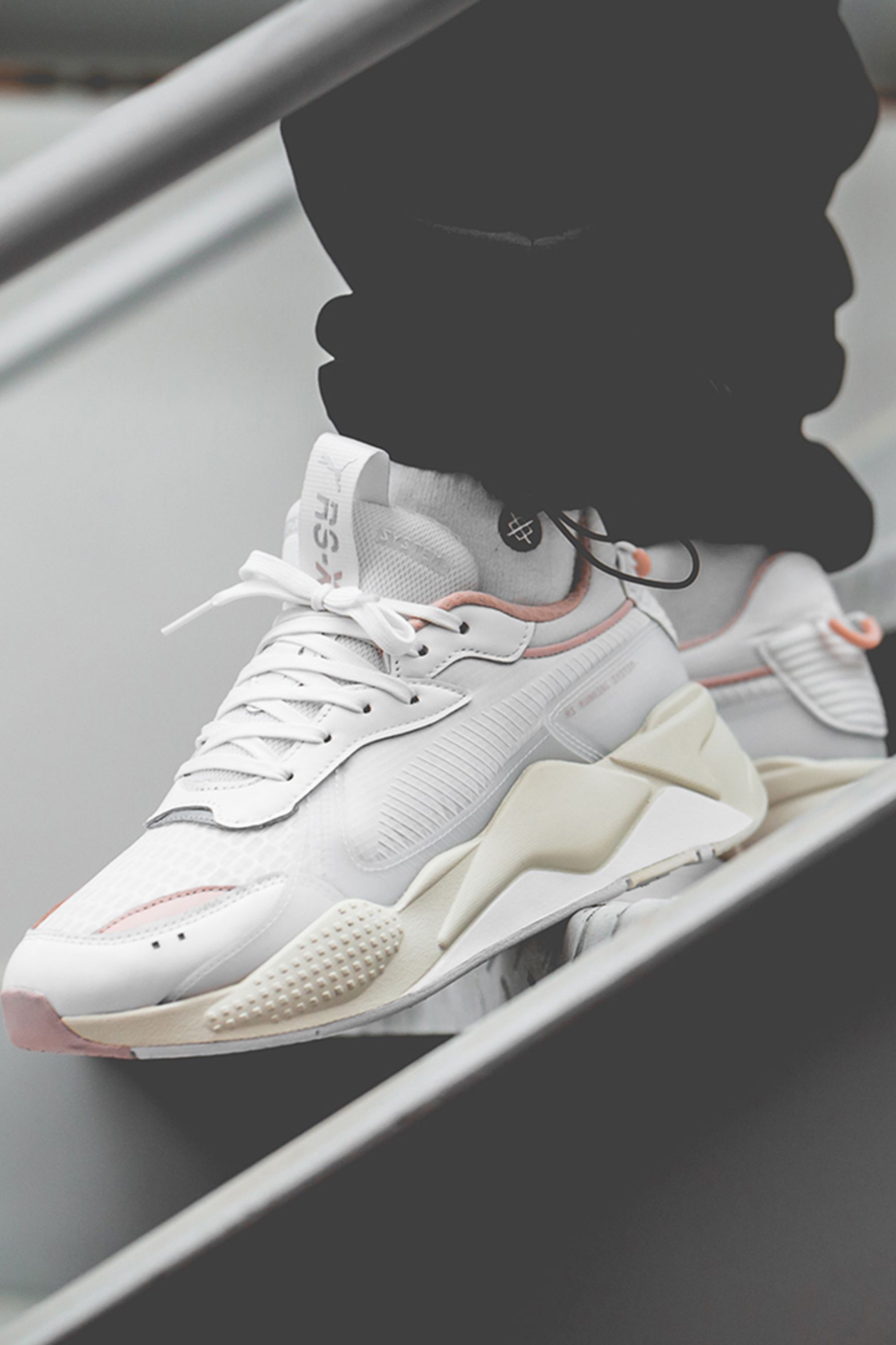 Puma RS X Tech (white rose) 369329 04 in 2019 | Sneaker