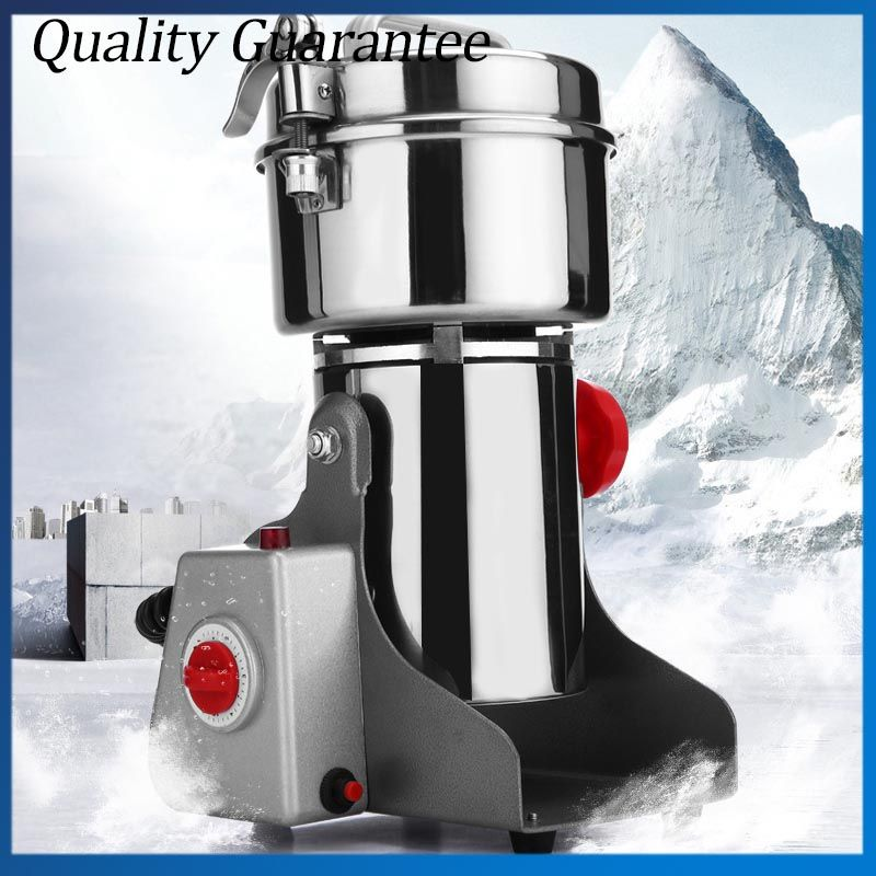 3000w electric industrial cocoa nut grinderpeanut powder