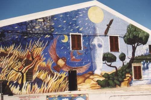 murale - Bessude (Sassari)