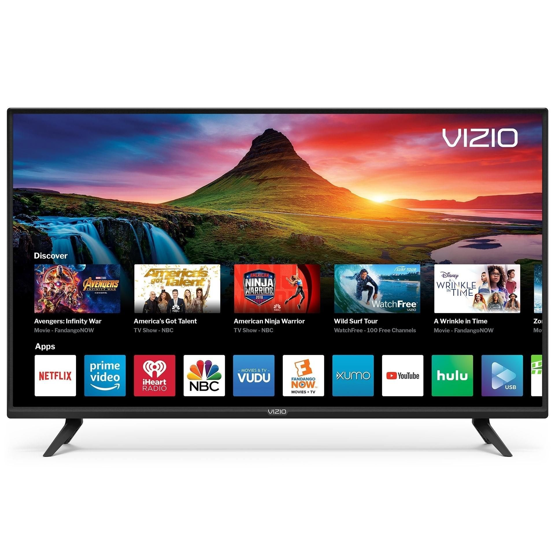 Smart Tv Led Full Hd 40 Vizio D40f G9 Smart Tv Tvs Tv Built In