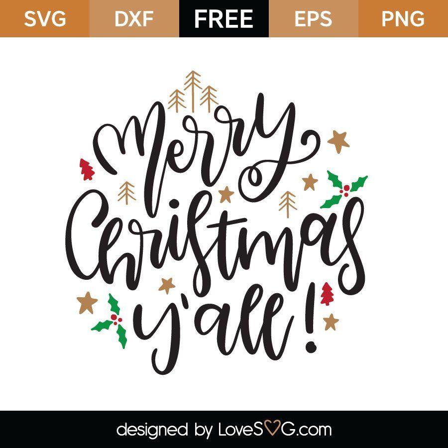 Photo of Feliz Navidad ustedes SVG cortar archivo |  Lovesvg.com