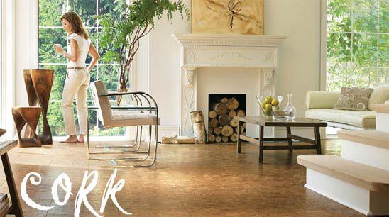 Cork Flooring Torlys Planks Available