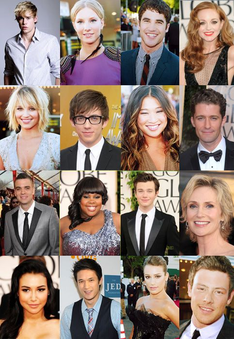 What are the cast of glee doing now