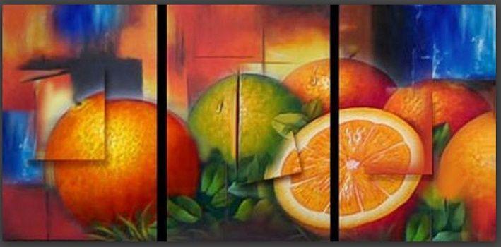 Cuadros modernos para cocina muy elegantes pinturas - Cuadros de cocina modernos ...