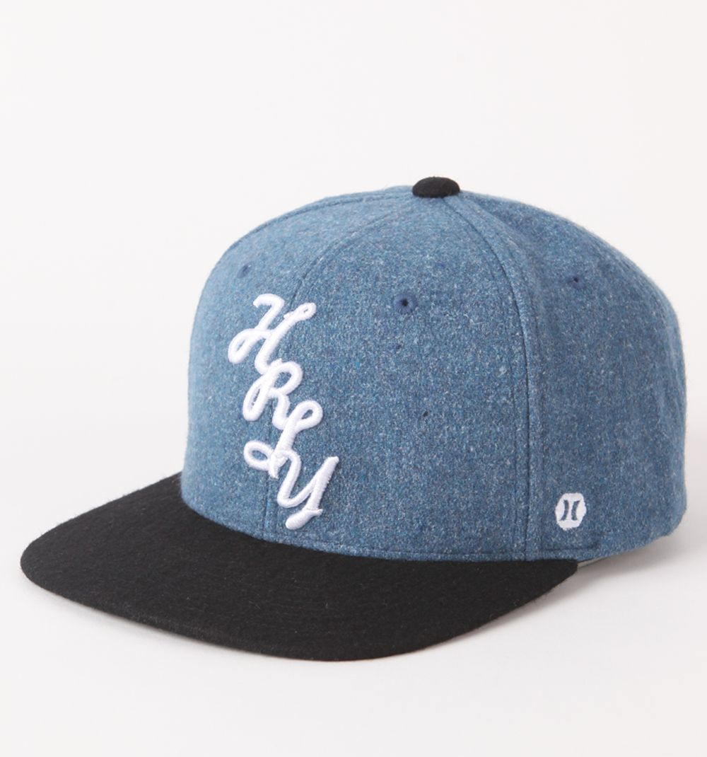 Hurley Very Snapback Hat  d5e4c56a376b